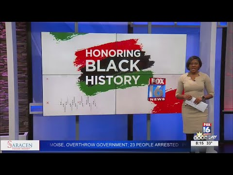 Watch: Black History Month: Raye Montague