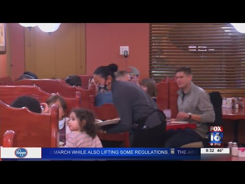 Watch: Local business owners react to relaxing of COVID regulations