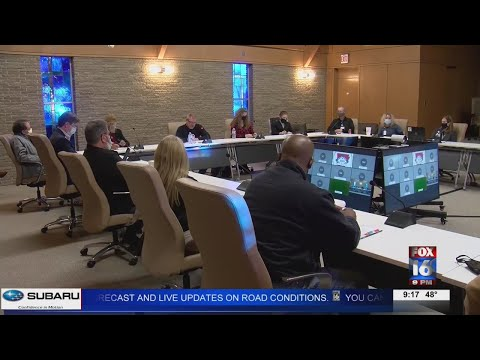 Watch: Pine Bluff city leaders discuss water issues