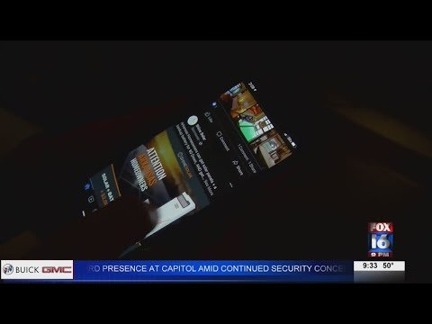 Watch: Arkansas lawmakers discussing social media censorship