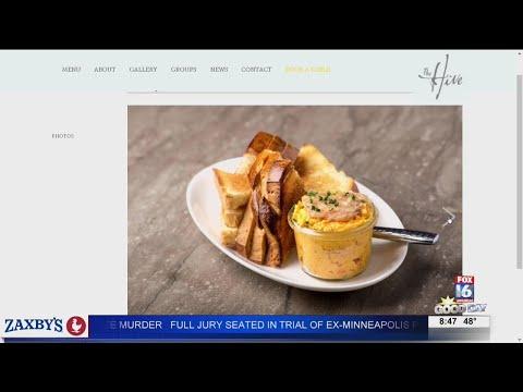 Watch: Celebrating Arkansas: The Hive Restaurant