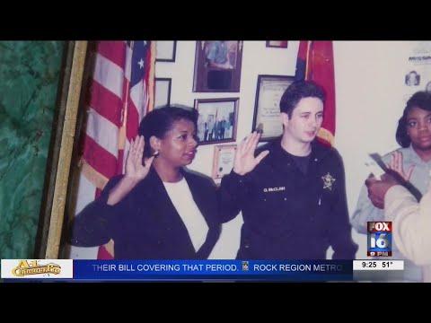 Watch: First female Jefferson County deputy reflects on International Women's day