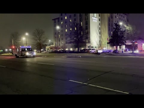 Watch: Update: At least three people shot at Embassy Suites Saturday night