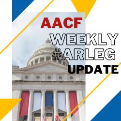 Arkansas Advocates 2021 Legislative Session Recap, Vol. 13
