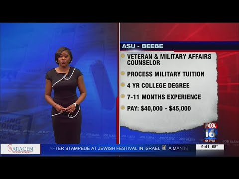 Watch: Job Alert for April 29