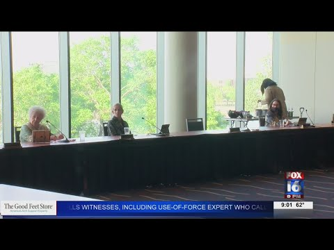 Watch: Little Rock City Board Discusses Youth Violence