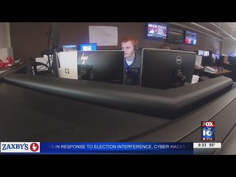 Watch: National telecommunicators week