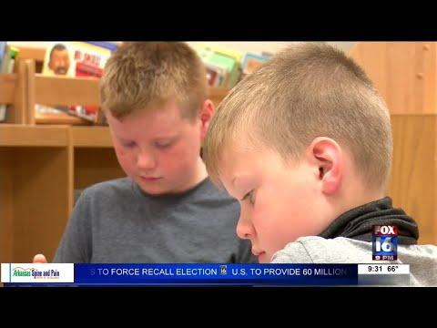 Watch: Searcy schools joining Purple Star program