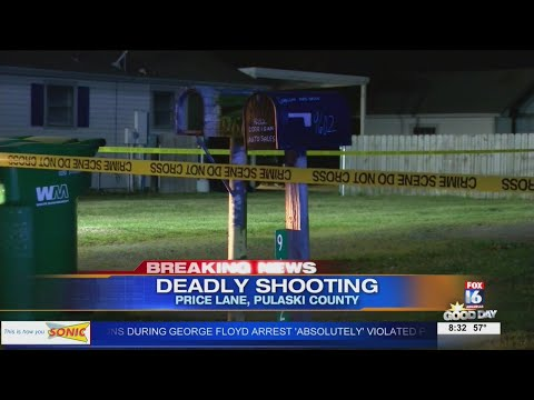 Watch: Woman killed in overnight shooting in Pulaski County