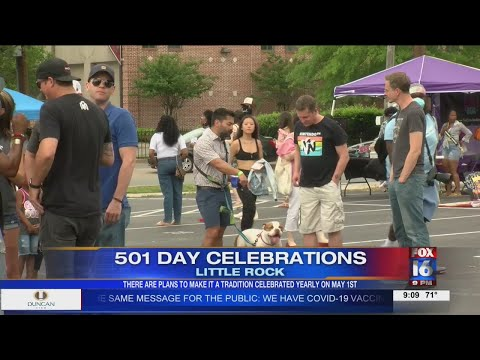Watch: 501 Day