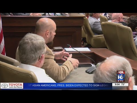 Watch: Arkansas Lawmakers question ARDOT director about bridge inspections