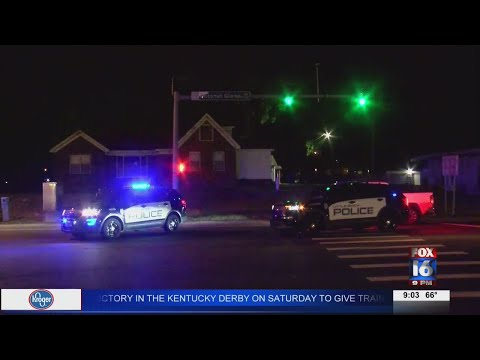 Watch: LRPD officers hit by car, released from hospital