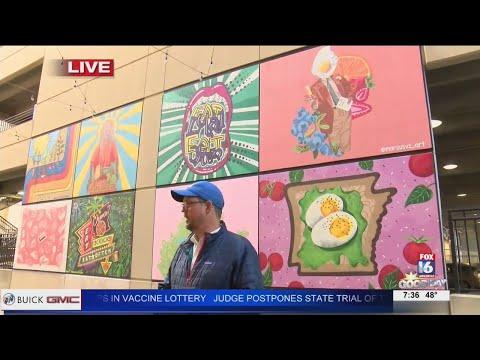 Watch: Main Street Pocket Park Grand Opening