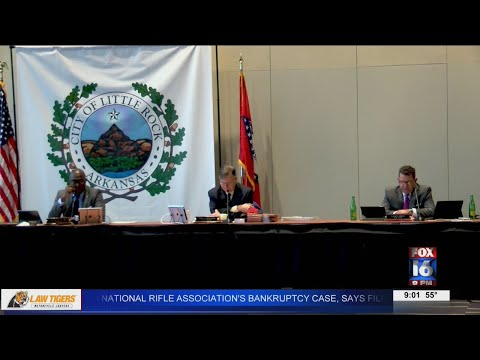 Watch: Rebuild the Rock sales tax vote delayed for 60 days