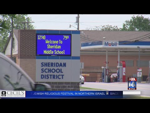 Watch: Sheridan parents upset after their students suspended for eating chocolate possibly laced with drugs