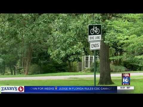 Watch: City of Little Rock seeks input on Kavanaugh bike lanes
