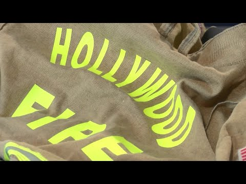 Watch: Hollywood Fire Department works toward new station, current buildings crumbling