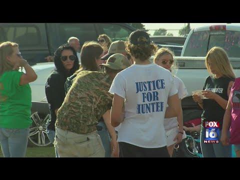 Watch: Lonoke Holds Memorial for Teen Killed by Deputy