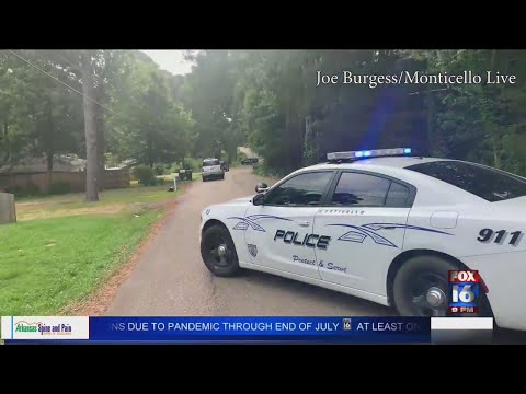 Watch: Police investigating Monticello shooting involving four people