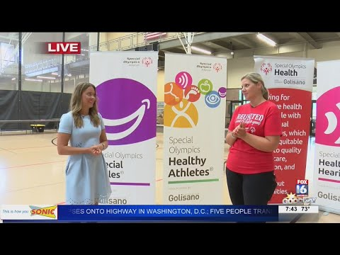Watch: Special Olympics 2-Day event begins Thursday at Harding University