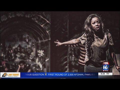 Watch: Arkansas COVID nurse living dream as actress