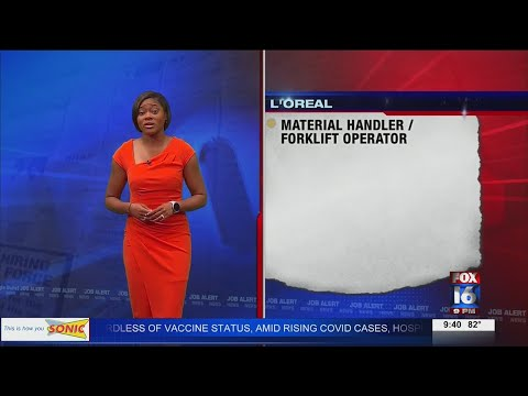 Watch: Job Alert for July 15