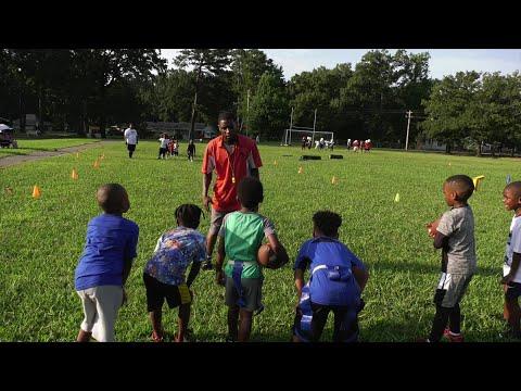Watch: Little Rock little league coach finds calling, impacts lives for a decade