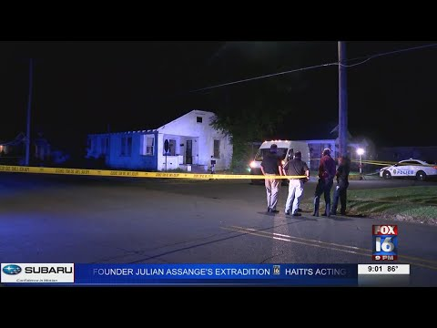 Watch: Mother Pleas for Community's Help in Solving Son's Murder
