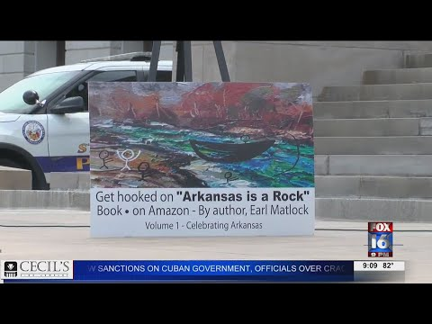 Watch: Arkansas native set to bring baptism event to Little Rock next August