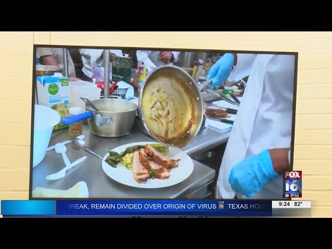 Watch: Culinary program sees first round of graduates post COVID