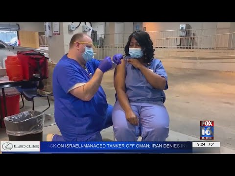 Watch: FOX16 Investigates: Vaccine hesitancy hitting some Arkansas hospitals more than others