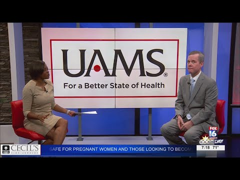 Watch: UAMS Chancellor gives COVID-19 update