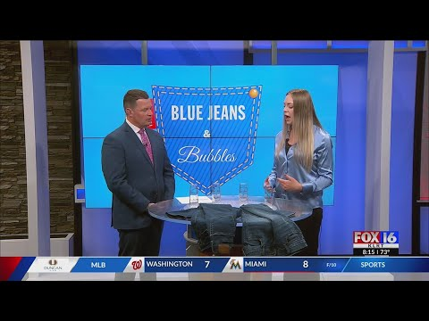 Watch: Blue Jeans & Bubbles mixes local food & fun to help Ronald McDonald House