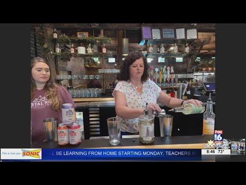 Watch: Crystal Ridge Distillery shares moonshine cocktail ideas