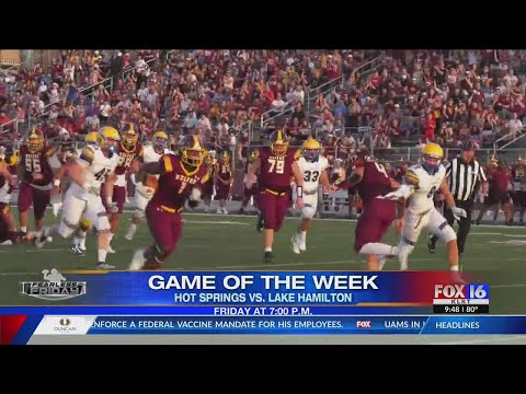 Watch: Game of the Week 9/16/21