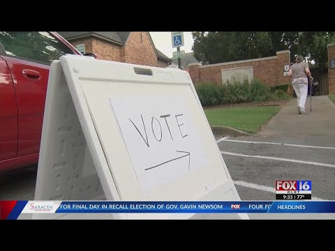 Watch: Little Rock sales tax election awaiting results to come in